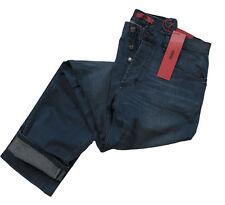 HUGO BOSS Herren-Jeans mit mittlerer Bundhöhe in normaler Größe