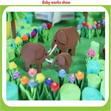 10Pcs Thick Multicolor A4 Sponge EVA Foam Paper Sheets Kids Handmade DIY Craft