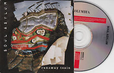 CD CARTONNE CARDSLEEVE 2T SOUL ASYLUM RUNAWAY TRAIN DE 1993