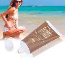 50ml Self Sunless Tanning Lotion Bronze Moisturizing Skin Cream For Body Face SE