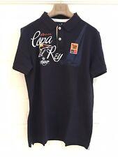 Gaastra Nautical Supply Polo Shirt Spain Espana Copa Del Rey Regatta Size L