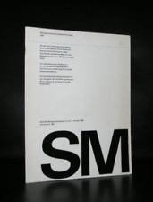 Stedelijk Museum#DEKKERS, SCHOONHOVEN, STRUYCKEN Sao Paulo, 1968, Nm