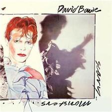 DAVID BOWIE Scary Monsters CD BRAND NEW Remastered