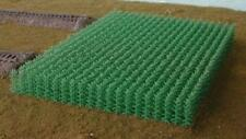 N Scale Bluford Shops Cornfield Summer Green