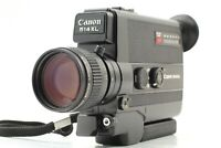 [N.MINT] Canon 514 XL Super8 Movie Camera Zoom 9-45mm F/1.4 Lens from Japan
