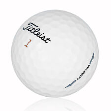 12 Titleist Velocity Near Mint AAAA Recycled Used Golf Balls