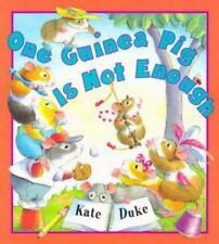 One Guinea Pig Is Not Enough-ExLibrary