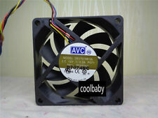 AVC 7015 DE07015B12L Fan 12V 0.3A 4pin 70*70*15MM