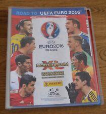 Panini Adrenalyn XL Road to Uefa Euro 2016 Sammelmappe leer EM France 16