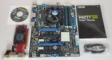 Asus P8Z77-WS Core i5-2400 3.10MHz, 16GB DDR3 Ram, 1GB Radeon HD EAH5450 Video