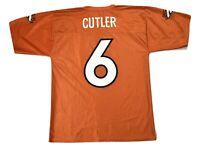 NFL Team Apparel Youth Denver Broncos Jay Cutler Football Jersey New M
