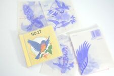 Deco Brother Baby Lock Machine Embroidery Card Birds Designs No 27