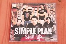 Simple Plan – Shut Up ! - Boitier neuf - CD single promo