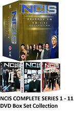 NCIS COMPLETE SERIES 1-11 DVD BOX SET COLLECTION Season 1 2 3 4 5 6 7 8 9 10 11