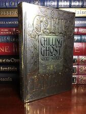 Chilling Ghost Stories New Hardcover Edgar Allan Poe Oscar Wilde W.W. Jacobs