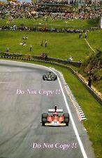 Clay Regazzoni Ferrari 312 B3 Brazilian Grand Prix 1974 Photograph 2