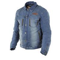 Trilobite PARADO Herren Jeans Jacke Motorrad Aramid Forcefield Protektoren Bike