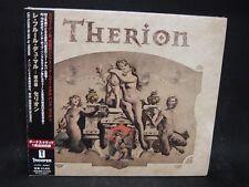 THERION Les Fleurs Du Mal + 1 JAPAN CD Luciferian Light Orchestra Treat L.A.D.