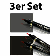 3er Angebot: Magic Stylo Eyeliner - 24 Std. Permanentliner 2x Schwarz 1x Grau