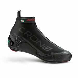 CRONO CW1 road bicycle autumn winter wind stopper shoes EU 41.5 US 8.5 NEW