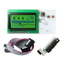 Ramps1.4 LCD12864 rettangolare controller con Adattatore per reprap prusa mendel