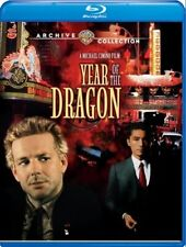 YEAR OF THE DRAGON New Sealed Blu-ray MOD Warner Archive Collection