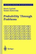 Probability Through Problems Capinski Zastawniak ISBN 9780387950631