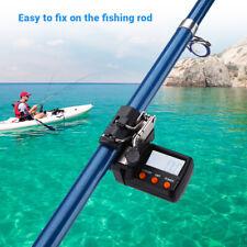 Fishing Line Counter 999.9M Digital Display Adjust Fishing Line Depth Finder
