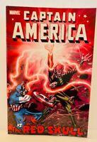 CAPTAIN AMERICA vs.THE RED SKULL - Graphic Novel TPB - Marvel - NEW - FREE Ship