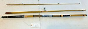 "#21   Daiwa 621-33 3 Piece 3.3 meter 10' 10"" 4 eye Surf Rod with ""Folding Eye"""
