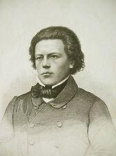 Originaldrucke (1800-1899) aus Europa und Russland mit Stahlstich-Technik