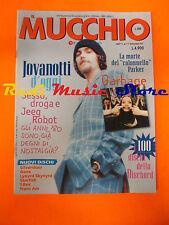 Rivista MUCCHIO SELVAGGIO 244/1997 Jovanotti Garbage Thomas Parker  Nocd