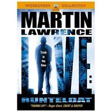 Martin Lawrence Live - Runteldat (DVD, 2013)