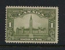 Canada  159  lite hinge og   Mint   catalog $300.00    x014