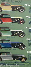 AUTOMOBILISMO_AUTO_MOTORI_LE STELLE DELLA RENAULT_BELLA STAMPA PUBBLICITARIA