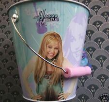 NWT Disney Hannah Montana  PAIL EASTER BASKET