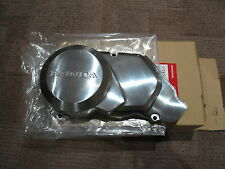 Honda Z50 CRF50 XR50 CRF70 LH Engine Cover New Rare Pol 11341-165-920