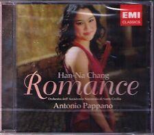 Han-Na CHANG Romance LALO Cello Concerto DVORAK Rondo GLAZUNOV CASALS PAPPANO CD