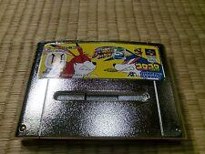 Coro Coro Comic Bomberman 5 Gold Limited Edition Novelty Super Famicom SFC SNES