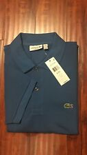 NWT $89.50 ~ LACOSTE Mens Short Sleeve Classic Polo Shirt - Size  8 ( 3XL )