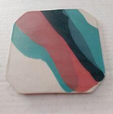 Artistic Modern Art Tile Multi Color