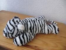 Ty Beanie Buddies Weißer Tiger Blizzard 34 cm Plüschtier Stofftier Kuscheltier