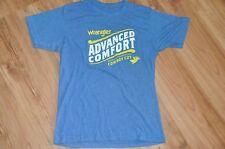 vtg 80s WRANGLR ADVANCE COMFORT COWBOY CUT promo t-shirt MEDIUM M