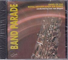 New! BAND PARADE Band Of The Royal Netherlands Air Force Marching Brass Import