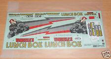 Tamiya 58546 Lunch Box Black/Blue/CW-01, 9495756/19495756 Decals/Stickers, NIP