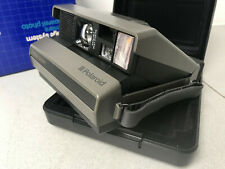 Polaroid Image system Instant Camera USES 1200 FILM & TESTED with Case