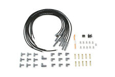 Msd 31193 85mm Spiral Core Spark Plug Wires Multi Angle Boots Universal V8 Set