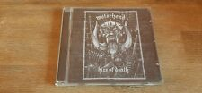 "RARE CD audio - Motörhead ‎""Kiss Of Death"" CD sans rayure Made in GERMANY"