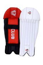 Cw Club Wicket Keeping Cricket Pads Legguard Protector Gear For Men Keeper Pads