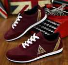 2017 Men's Outdoor sports shoes Canvas Casual Sneakers Running Athletic Shoes